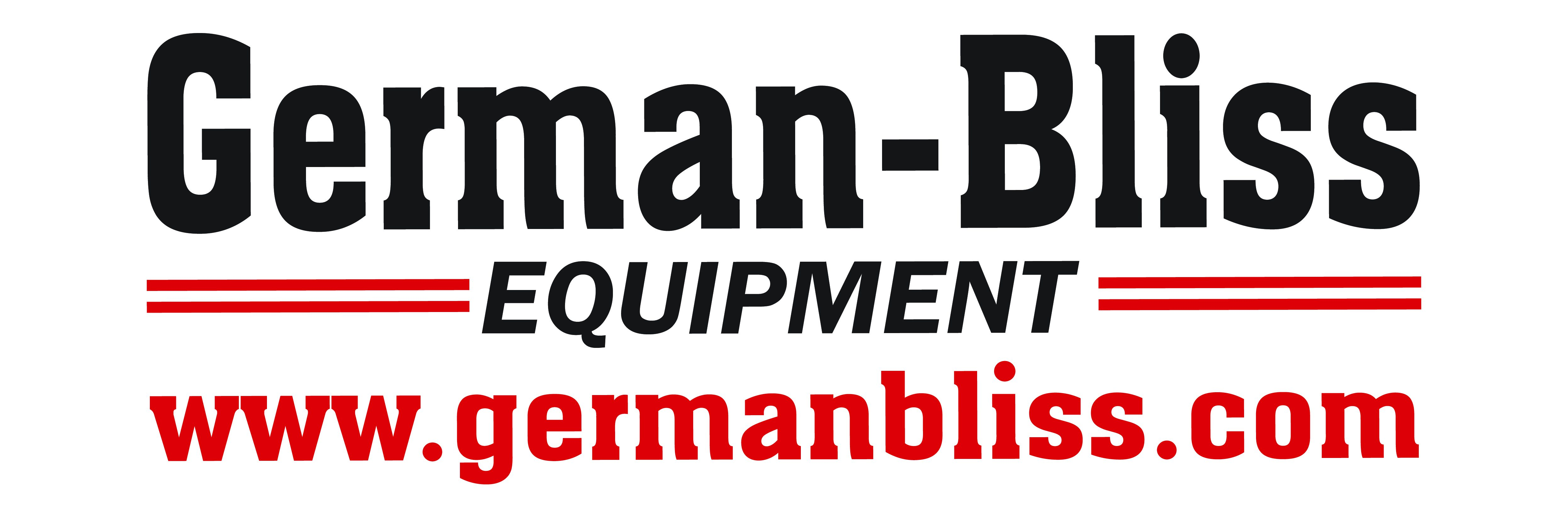 German-Bliss Equipment's Blog