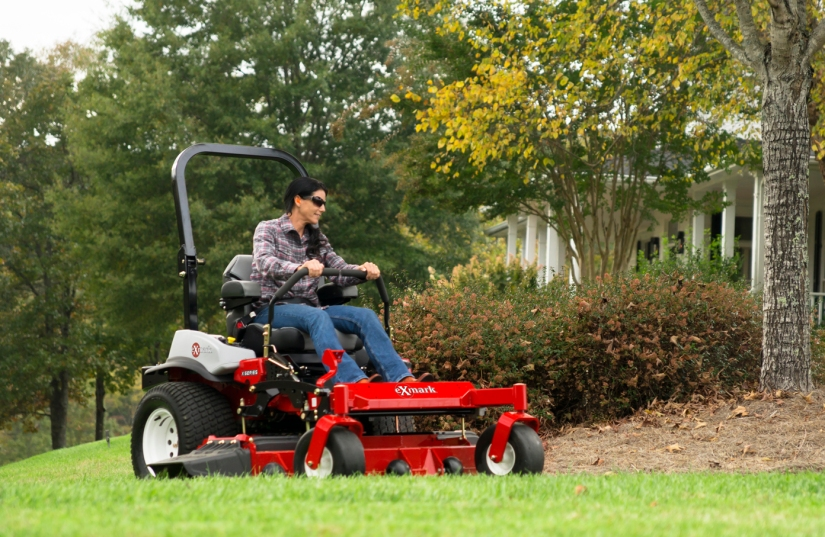picking the right mower - Exmark